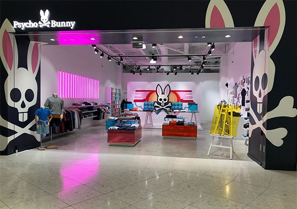 Inauguration of Psycho Bunny in Miami